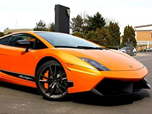 Lamborghini or Ferrari Driving or Ride-Along Experience