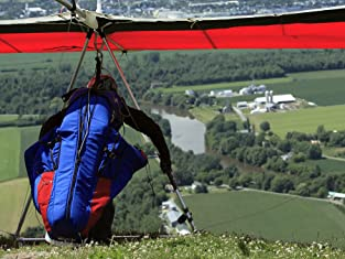 Tandem Hang-Gliding Safety Course and Flight