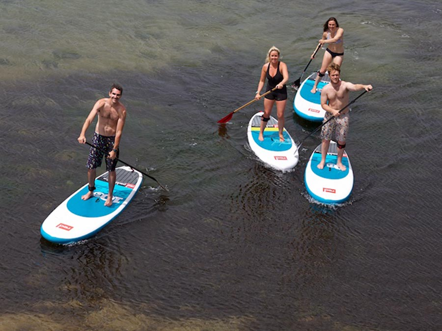 Two-Hour Stand-Up Paddleboard Rental