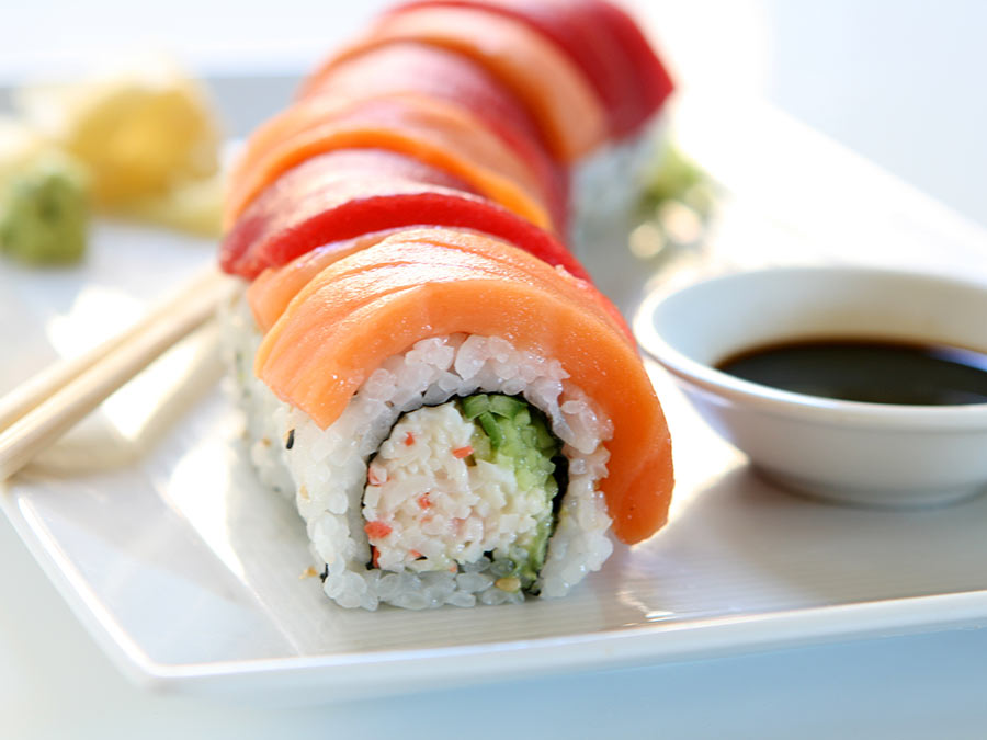 $20 to Spend on Food and Drink at BlueFin Sushi Bar