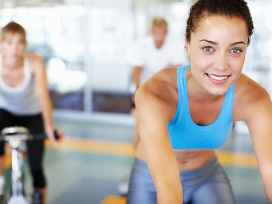 Indoor Cycling or TRX/Group Fitness Classes