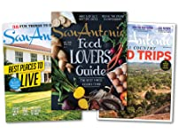 Subscription to San Antonio Magazine