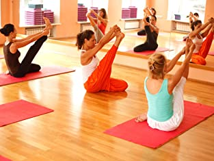 Five or Ten Fitness and Yoga Classes