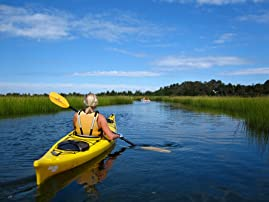 Kayak Lesson and Tour for Two from JK Kayak