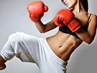 Ten Group Kickboxing Classes with Gloves Included