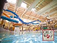 Great Wolf Lodge, Concord Stay for One or Two Nights with Waterpark Wristbands