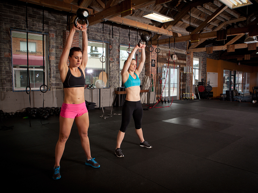Ten CrossFit Classes with a Three-Hour Personal or Small Group Introductory Class Included