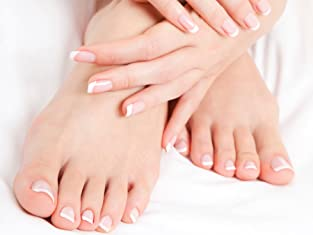 Laser Fungus Removal for One or Both Hands or Feet