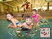 Great Wolf Lodge, Sandusky Stay with Waterpark Wristbands and Resort Credit