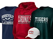 $50 or $100 to Spend on Custom Team Apparel