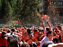 Entry to Tomato Battle