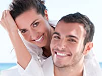 Laser Teeth-Whitening Treatment for One or Two