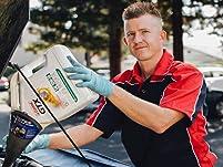 Oil Change or Brake Service