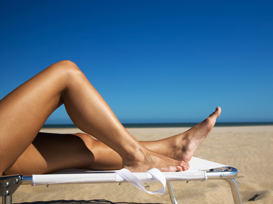 Three Laser Hair Removal Sessions for One Medium Area