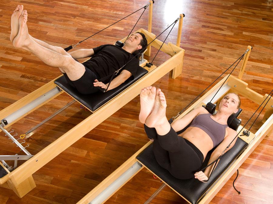 Reformer Group Classes at Boulevard Pilates
