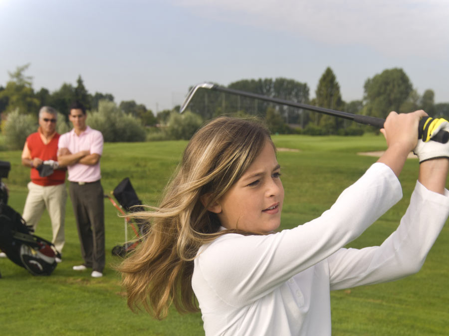 Golf Lesson Packages or Driving Range Time