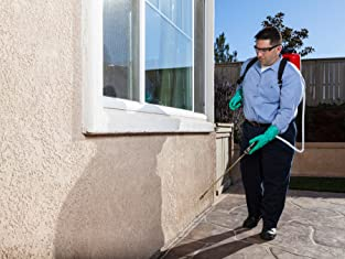 Interior and Exterior Pest Control Treatment