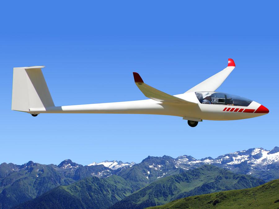 Mile-High Glider Ride