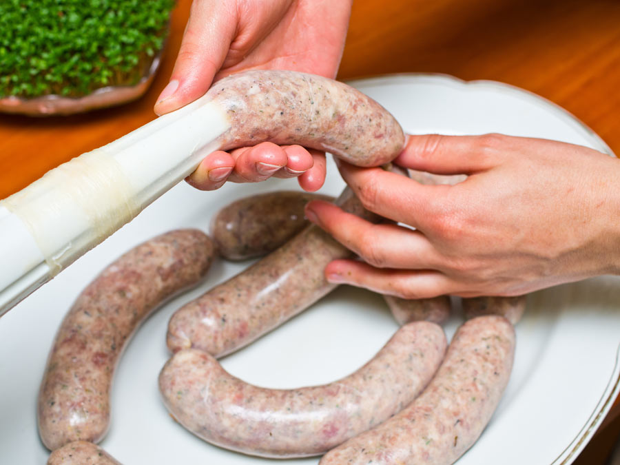 Sausage-Making or Home-Butchering Class