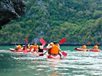 Three-Hour Guided Kayak Tour of Point Doughty