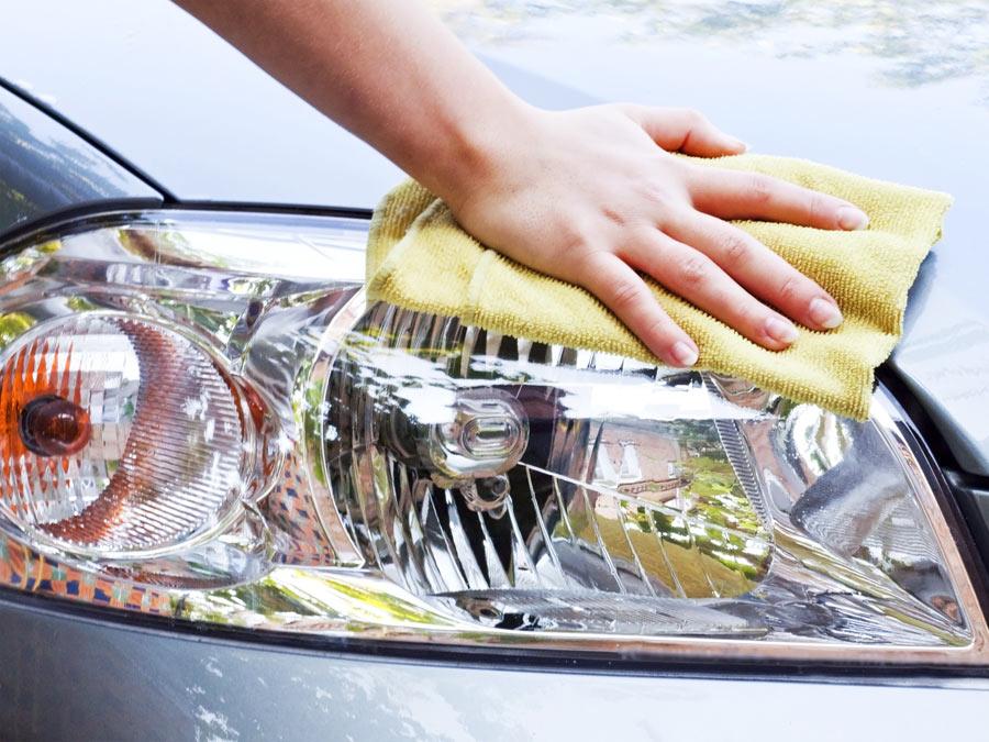 Headlight Restoration or A/C Service