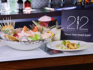 $50 to Spend at 212 Sushi Lounge