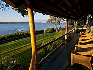 Two-Night Stay at Historic Captain Whidbey Inn with Breakfast and Dining Credit