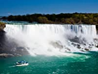 Niagara Falls Canadian Hotel Stay with Dining Credits, Cocktails, Wine Tastings, Chocolate Tour, and More