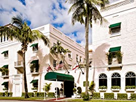 Palm Beach Hotel Stay with Breakfast and Three-Course Dinner