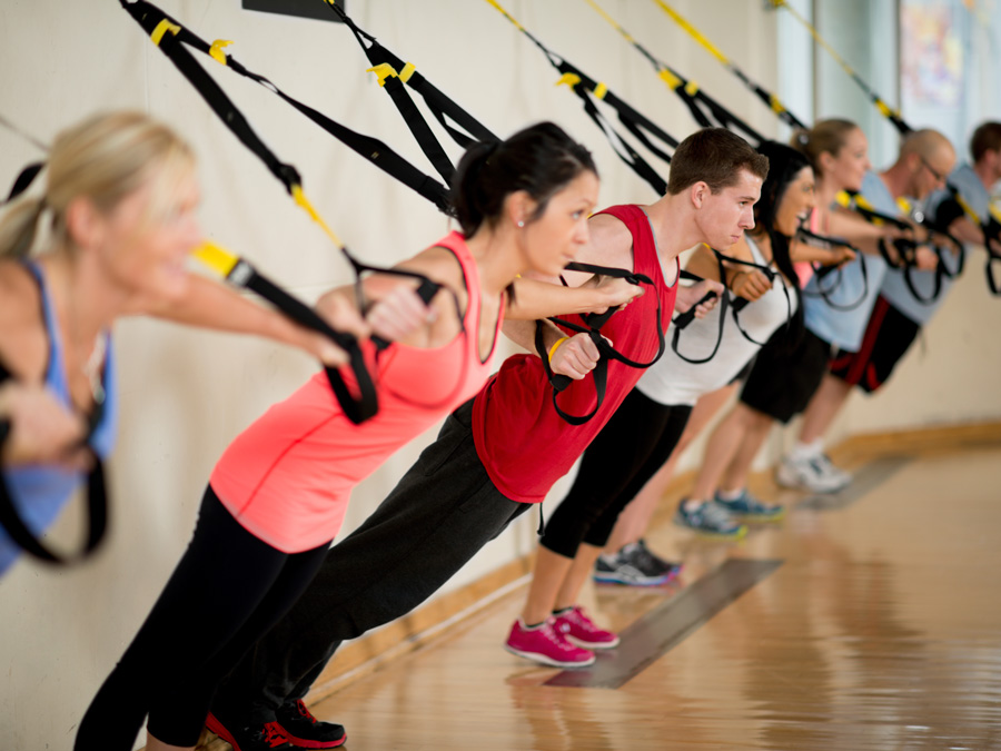 Four Weeks of Unlimited Fitness Classes of Your Choice
