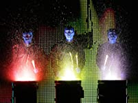 Ticket to Blue Man Group
