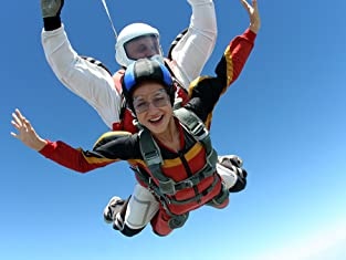 Tandem Skydiving in Las Vegas Area