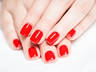 Two or Three Dry Shellac Manicures