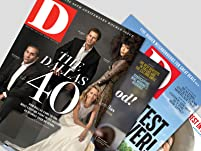 Subscription to D Magazine
