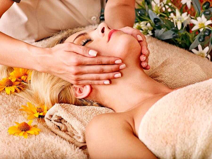 Facial, Massage, or Spa Package