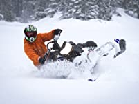 Snowmobile Rental for One or Two