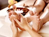 Foot Massage and Body Massage