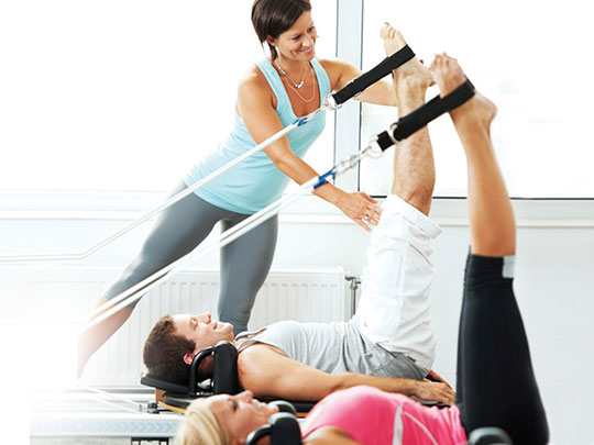 Reformer Pilates or Cycling Classes