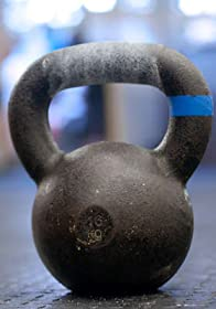 Eight or Fifteen Kettlebell Classes