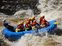 Whitewater Rafting Trip for Two or Four