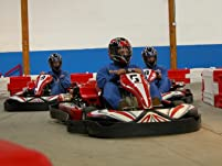 Go-Kart Racing at Grand Prix Raceway
