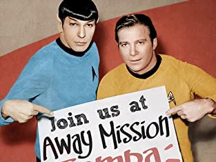 Admission to The Away Mission Sci-Fi Convention