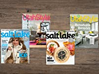 """Utah Style and Design"" or ""Salt Lake magazine"" Subs"
