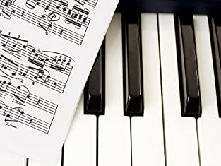 Piano Lessons: One, Three, or Six