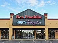 Ben Franklin Crafts and Frames: $40 to Spend on Craft Supplies and Framing
