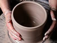 Wheel-Throwing Pottery Clinic for Two