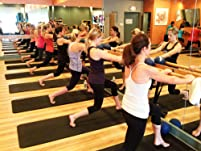 Five or Ten Barre Fitness Classes