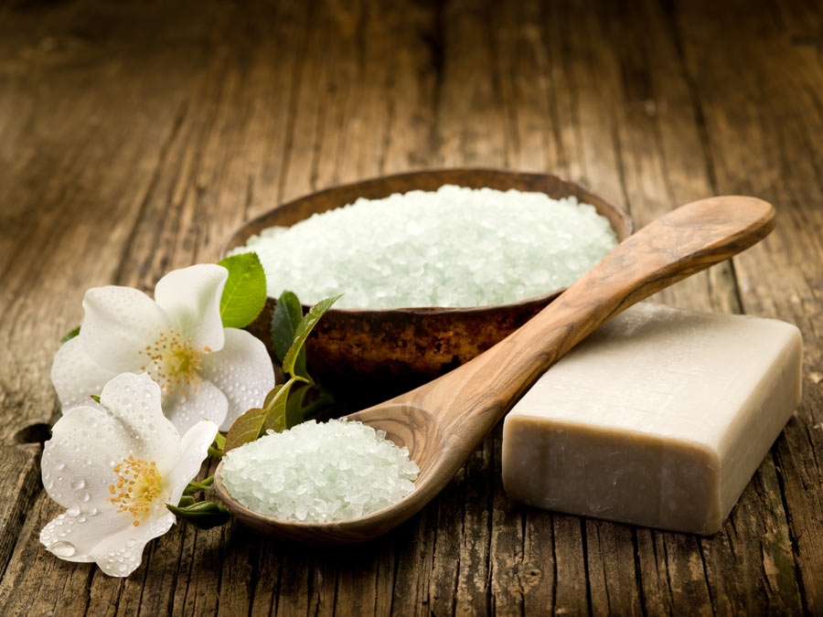 60-Minute Sugar Body Scrub