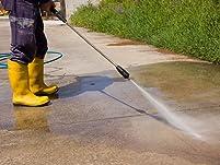 Driveway & Patio Pressure Washing