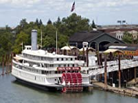 Riverboat Stay in Old Town Sacramento with Breakfast